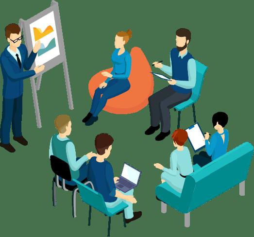אימון עיסקי לחברות