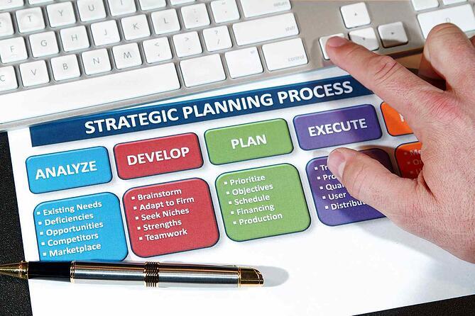 תיכנון אסטרטגי